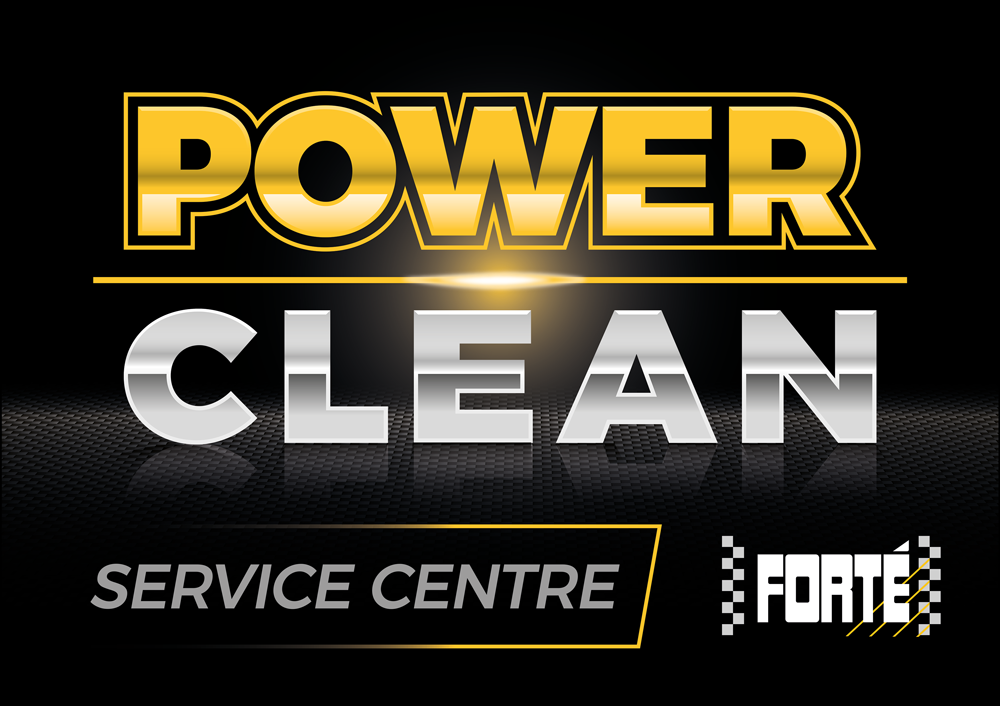Power Clean service centre